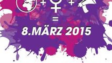 Großdemonstration in Berlin zum IFT 2015