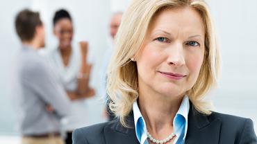 Business woman Geschäftsfrau Powerfrau Managerin