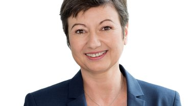 Sylvia Bühler, Bundesfachbereichsleiterin