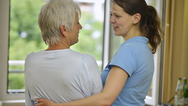 Pflege, Pflegepersonal, Altenpflege, Krankenhaus, Patient