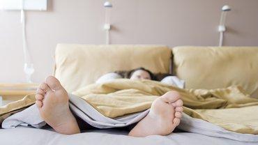 Sonntag Morgen morgens Ausschlafen Erholung Urlaub