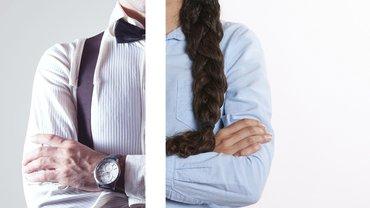 Mann Frau Arbeitsmarkt Arbeit Business Chancengleichheit